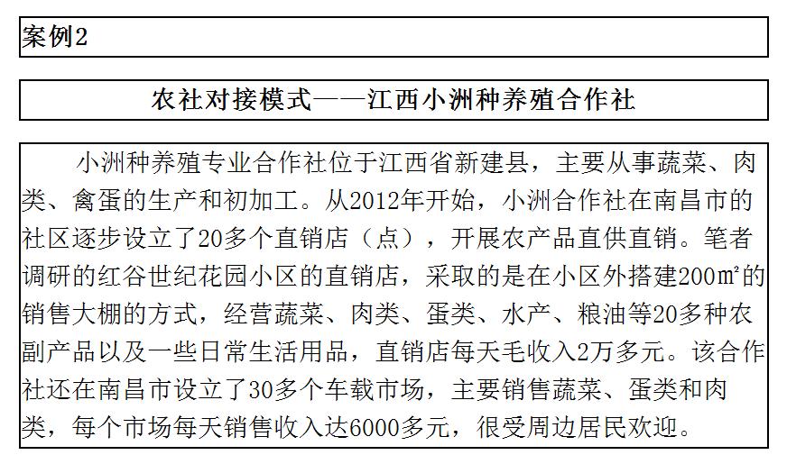 赵海:论农村一二三产业融合发展