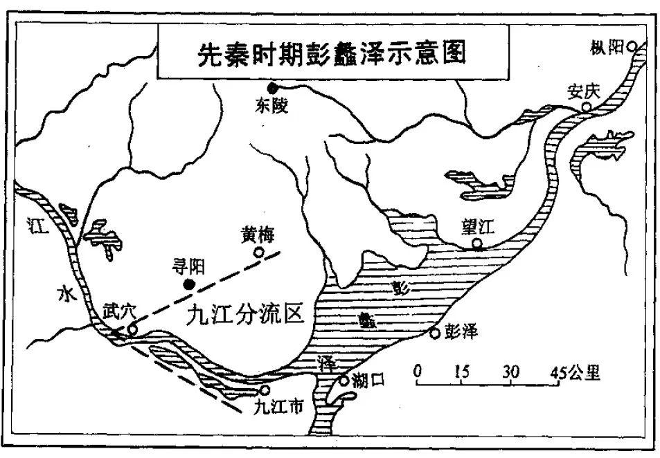 谭其骧 张修桂:为何鄱阳湖的隐患千年未解,反而愈演愈烈?